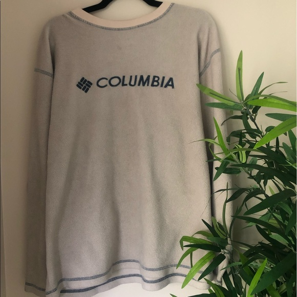 Vintage Columbia Sweater size Extra Large